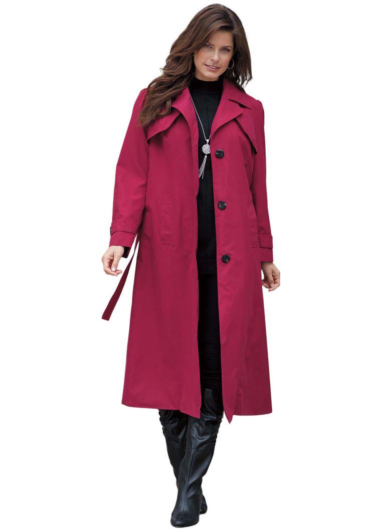 hooded raincoats for women - photo #28