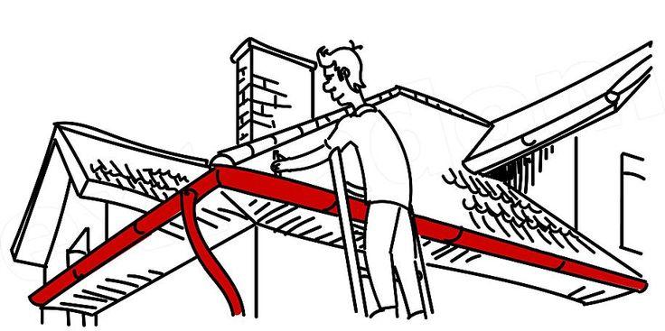 Na czym polega konserwacja dachu i rynien? - dowiedz się z naszego artykułu.
