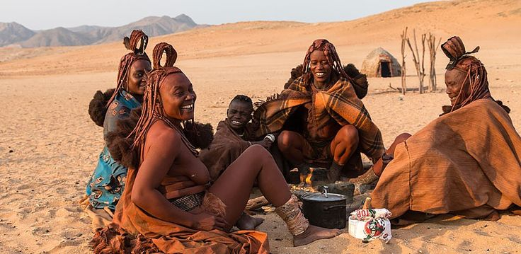 Serra Camp, Kunene, Namibia | Wilderness Safaris Cafema experience traditional Himba culture