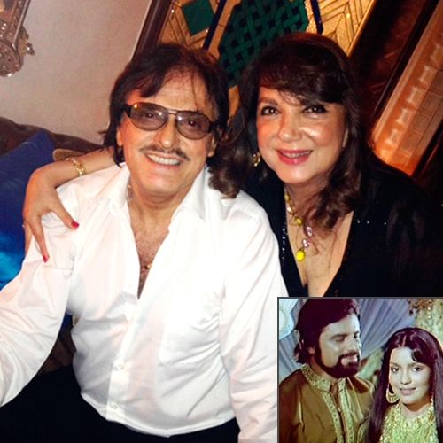 Zarine Katrak - Sanjay Khan - Zeenat Aman    21 Famous Real Life Bollywood Love Triangles