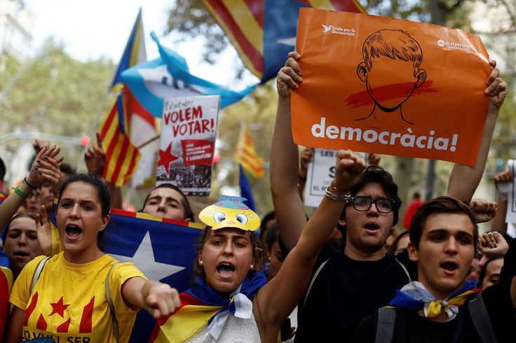 Here's what would happen if Catalonia won independence
