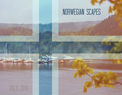 """Check out new work on my @Behance portfolio: """"Waterscapes from Norway"""" http://be.net/gallery/46490037/Waterscapes-from-Norway"""