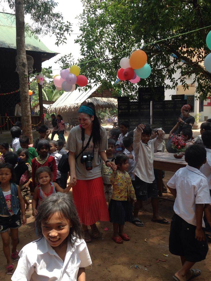 Celebratign the Khmer New Year in Siem Reap, Cambodia | lucidpractice.com | #SEAsia #Asia #TravelGuide