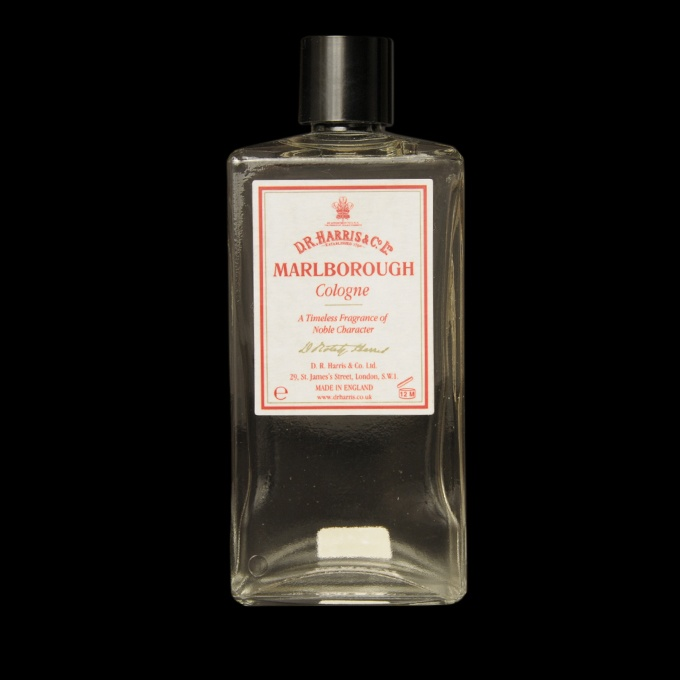 D.R. Harris Marlborough cologne. Nice all-day perfume for the cold season
