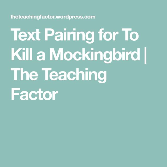 Atticus Finch Quotes With Page Numbers: Best 25+ To Kill A Mockingbird Ideas On Pinterest