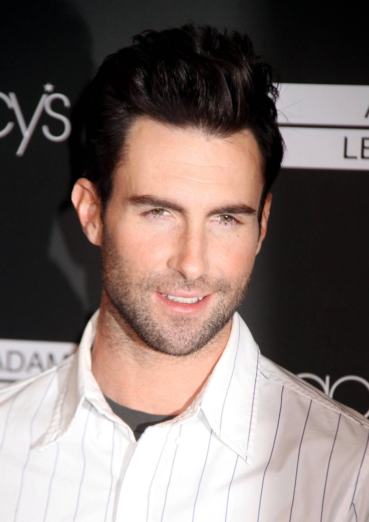 Adam Levine (my religion teacher looks like him)