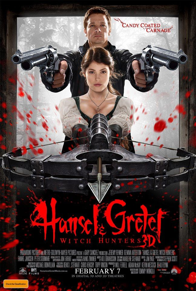 Hansel And Gretel Witch Hunters Hansel Y Gretel Pelicula Hansel Y Gretel Peliculas Cine