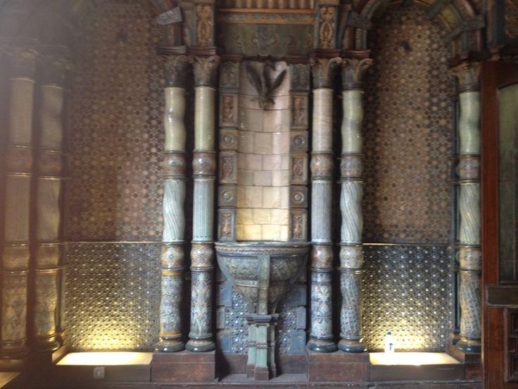 Foyer, Lloyds Bank, Fleet Street, London