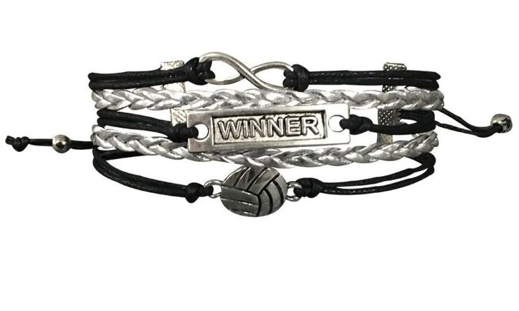 19 best Volleyball Bracelet images on Pinterest