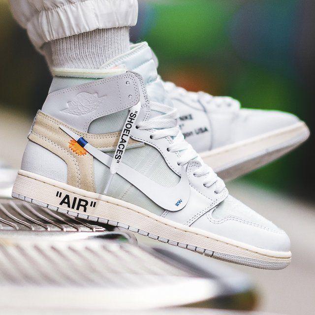 Air Jordan 1 x OFF WHITE NRG Part 2 Europe Exclusive   Novos