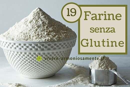 In commercio è possibile trovare molti tipi di farine senza glutine, sia per ricette dolci che salate. Ecco un elenco delle migliori farine per celiaci..