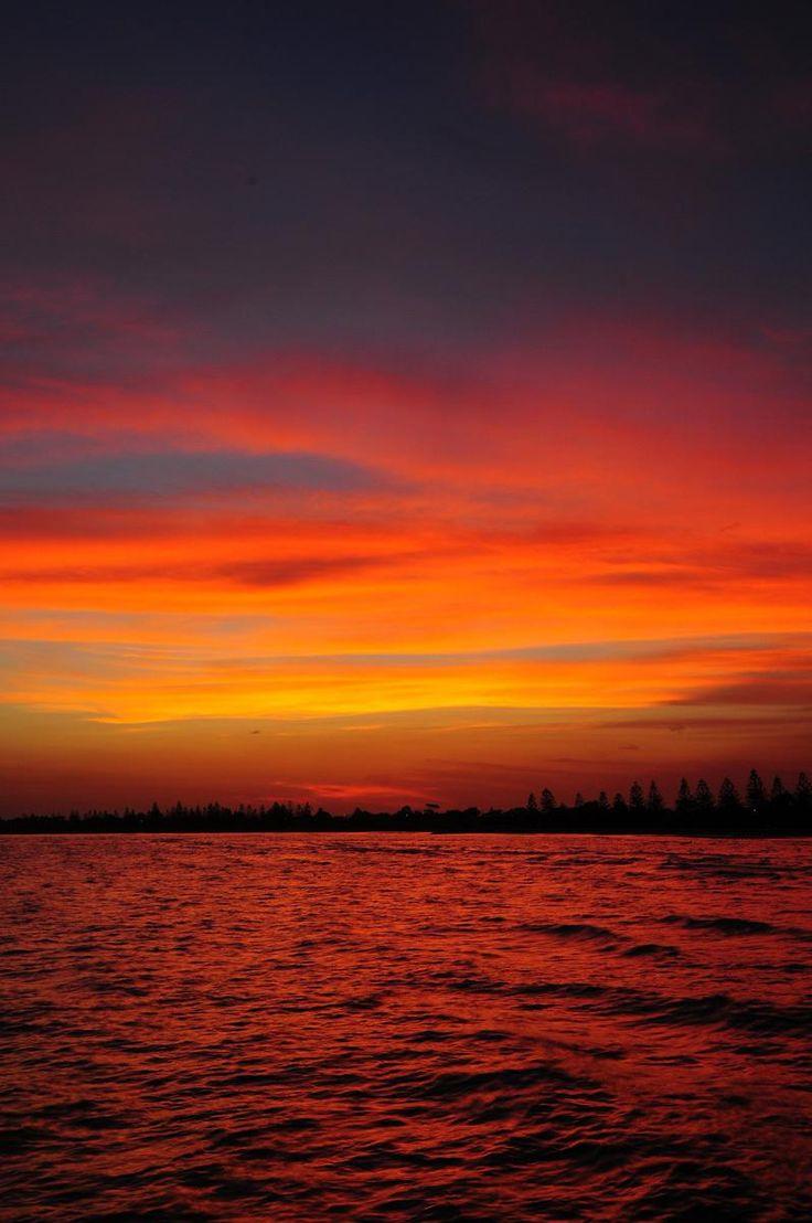 """""""Sunset at Altona"""""""