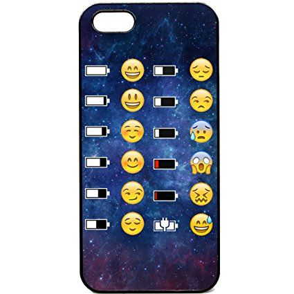 Coque Iphone 5 C Coussin Visage Batterie Funny Espace Funky Smiley: Amazon.fr: High-tech