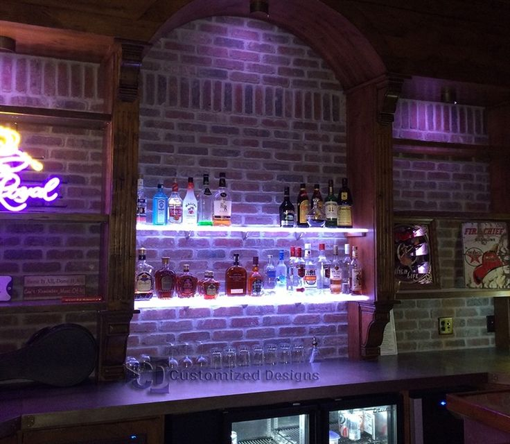 Bar Lighting Design Ideas: 17 Best Ideas About Bar Shelves On Pinterest