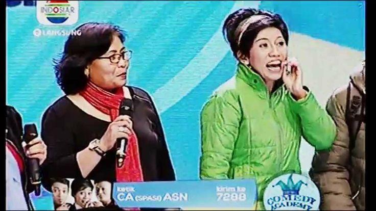 Comedy Academy EP 10 - ASN Jakarta - Mapalay - Show 13 Mei 2014