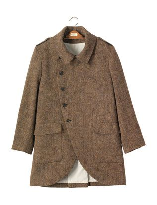 Wildmore Overcoat---Toast