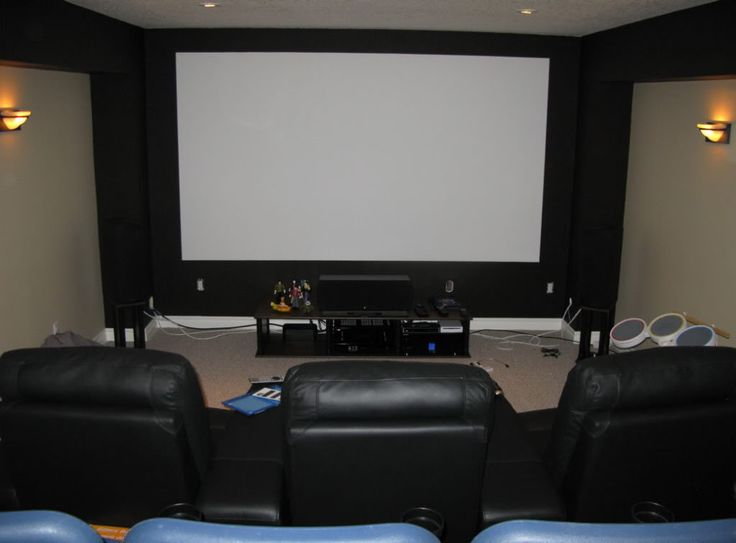 room size to mine home theatre examples pinterest theater home