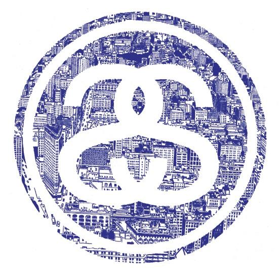 Alex Robbins logo. Handmade