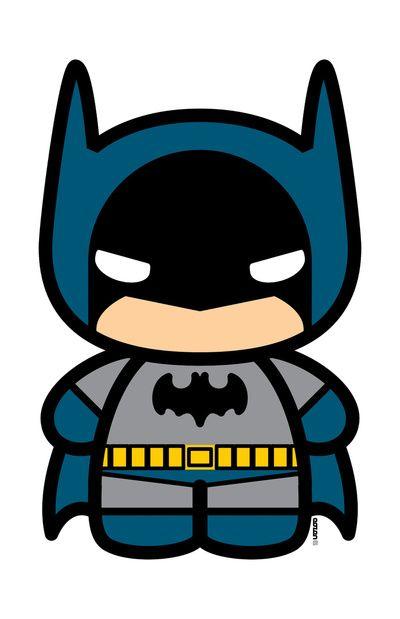 Cute little Batman.