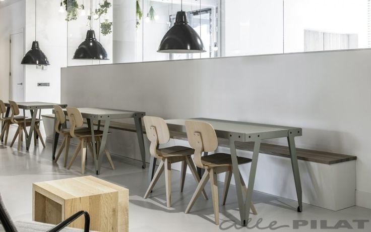 Metalen tafel Lloyd Functionals - Woonwinkel Alle Pilat