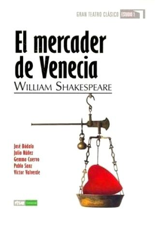 Teatro: Estudio 1 - El mercader de Venecia (1967):