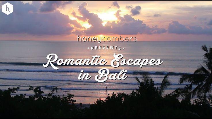 Romantic Escapes in Bali