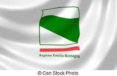 Resultado de imagen para bandera de la region de lombardia y de la emilia romagna