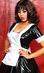 Shemale Nurse Pvc Sex 65