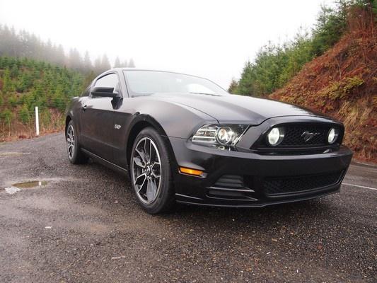 2013 Mustang GT.