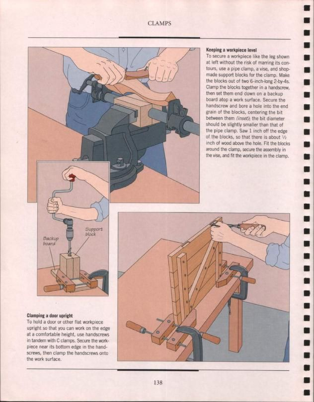 The Art Of Woodworking Hand Tools 1993