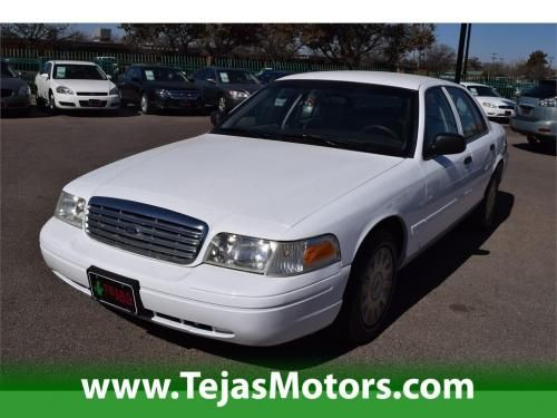 2006 Ford Crown Victoria 4dr Sdn Standard At Tejas Motors