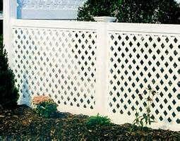 Cheap Lattice Fence Ideas - Bing Images