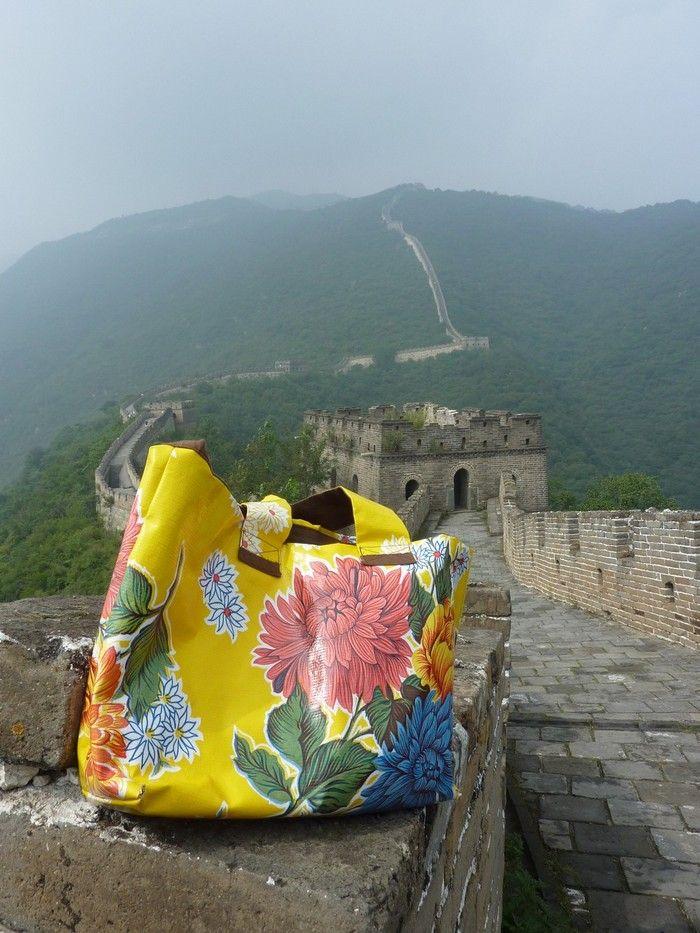 Sac Pascale en Chine!