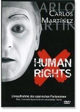 DVD «Carlos Martínez: Human Rights»