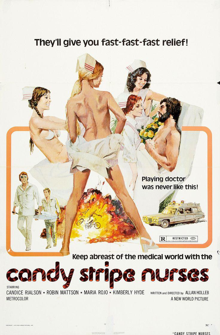Candy Stripe Nurses (1974) Movie, Subtitles, Reviews on
