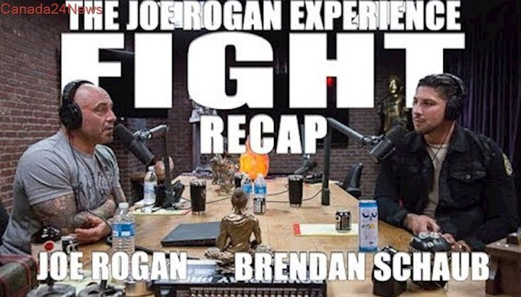 Joe Rogan Experience - UFC Recap w/ Brendan Schaub