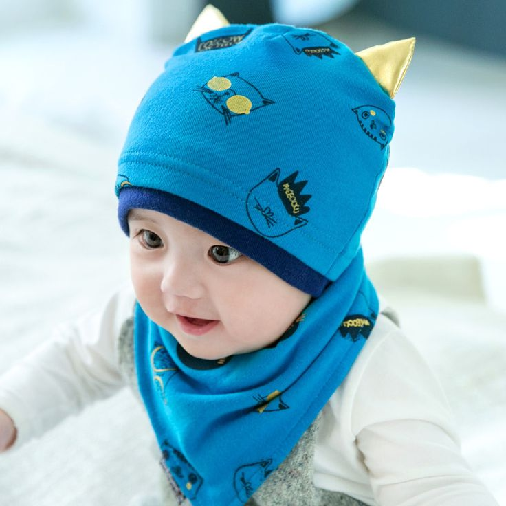Like and Share if you want this  Warm Hat And Bib Set With Cute Design For Babies.     Tag a friend who would love this!     Buy one here---> https://littleunsonline.com/shop/2-pcs-set-newborn-baby-girl-boy-kids-bibs-hat-saliva-towel-scarf-cloths-set-cartoon-hat-and-bibs/