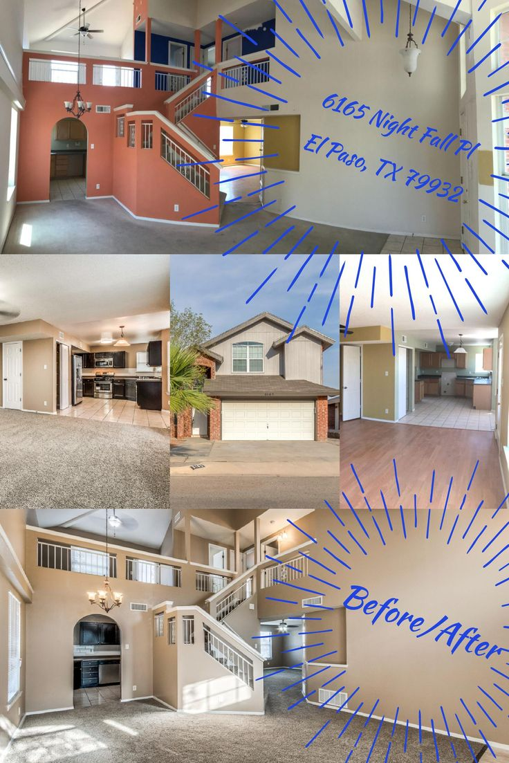 Amazing Westside Home! Currently RENTED with happy tenants...#elpaso #elpasotx #itsallgoodep #construction #remodel #remodeling #turnkey #turnkeyproperty #property #investor #investment #investors #westelpaso #utep #propertylift #realestate #realtor #rental #familyhome