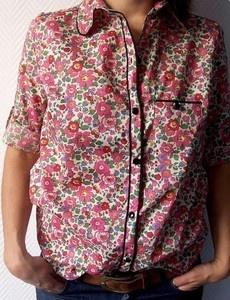 """La chemise de """"Bonne Mère"""" Thaïs&Tibère"""