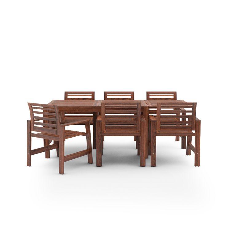 garden furniture 3d model - Garden Furniture 3d Model