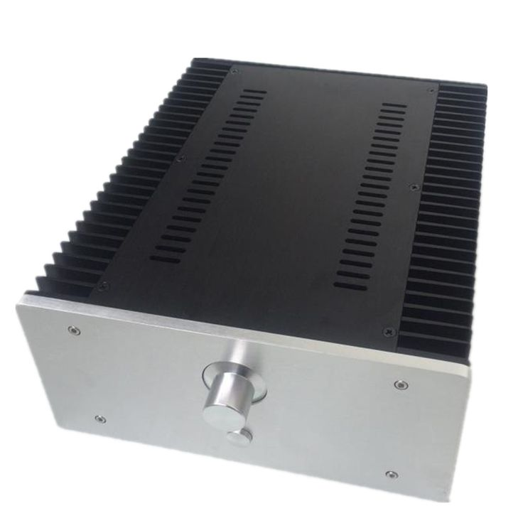 >> Click to Buy << QUEENWAY 2612 AMP Versiom CNC Full aluminum small Class A amplifier audio box power amp case 260mm*120mm* 311mm  260*120* 311mm  #Affiliate
