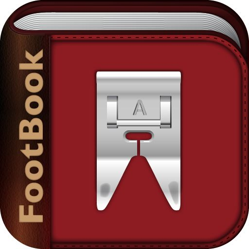 Footbook - useful for resource for Janome owners (App to purchase for iPhones only). Help to identify and use presser feet for your sewing machine.