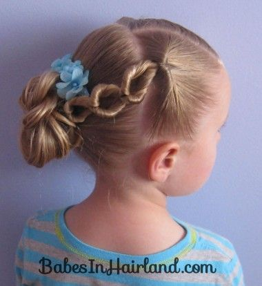 simple and easy hair styles 49 best buns images on hairdos 6760