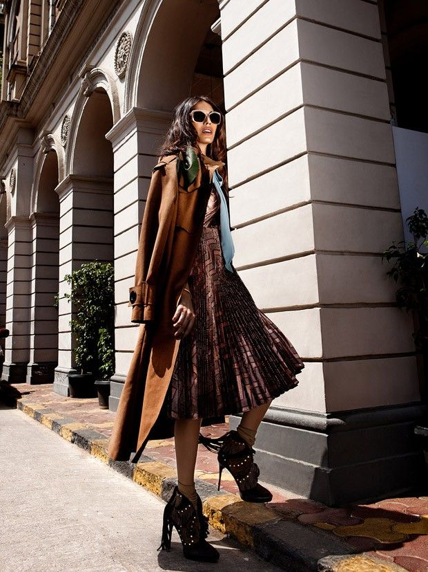 Ujjwala Raut for Vogue India by Tibi Clenci