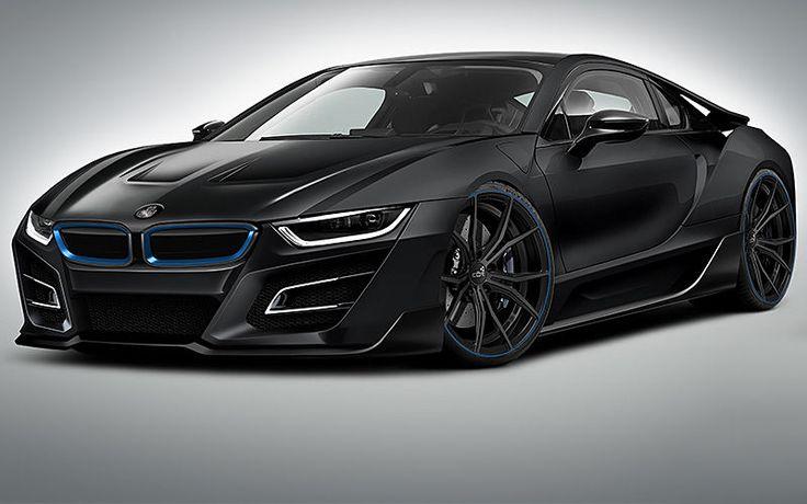 Tuner AC Schnitzer bietet ab sofort ein Aufmotz-Programm für den BMW i8 an. Leichtere Räder, eine Tieferlegung und Spoiler aus Carbon stehen auf der Zubehörliste. Und: i8-Tuning von GMC, 6Sixty Design, Lumma, Alpha-N.