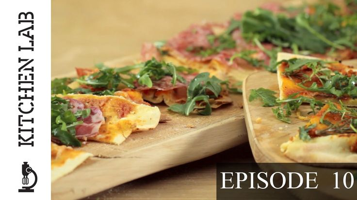 Kitchen Lab by Akis Petretzikis [Episode 10] - Αυθεντική Ιταλική Pizza