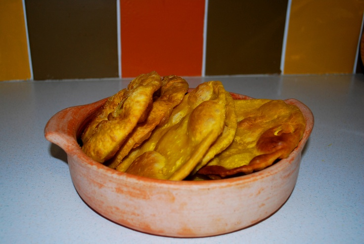 Sopaipillas for a rainy day like today...