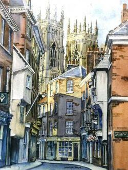 Yorkshire in Watercolour - Wilsden Watercolours