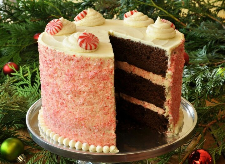Chocolate peppermint cake | Recipes | Pinterest