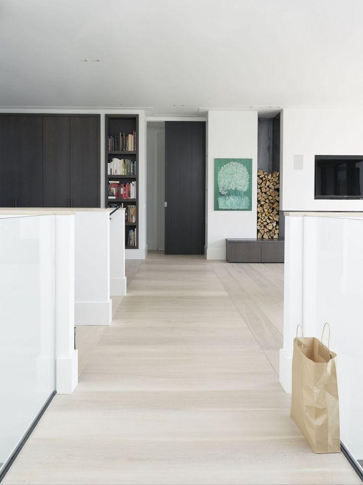 verbouwing bungalow villa amsterdam overloop werkkamer